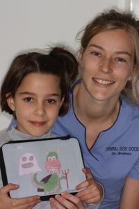 ganadora campaña dental