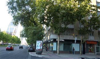 Clinica dental paseo de la castellana 212