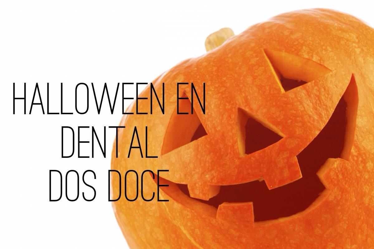 Halloween llega a Dental Dosdoce