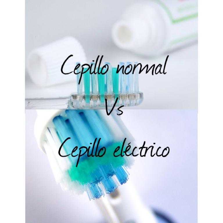¿Qué es mejor el cepillo eléctrico o el cepillo manual?