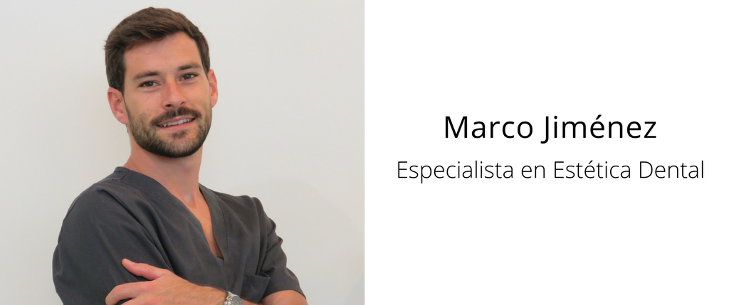 Marco Jimenez Especialista Estética Dental