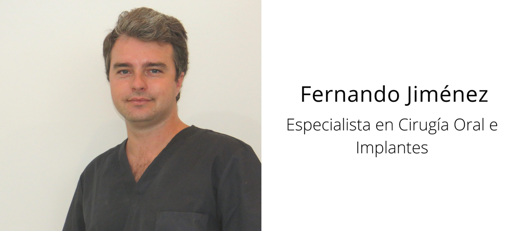 Especialista en implantes dentales en Madrid