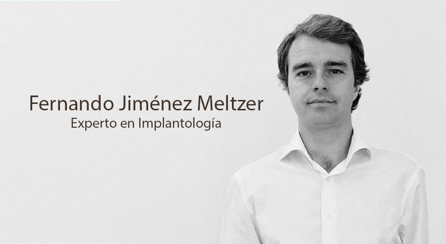 Fernando Jimenez Meltzer Experto Implantologia