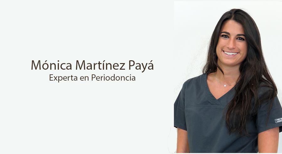Monica Martínez Experta Periodoncia