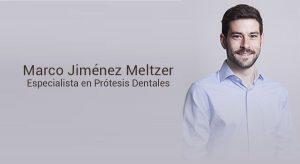 Marco Jiménez Meltzer Protesis Dentales