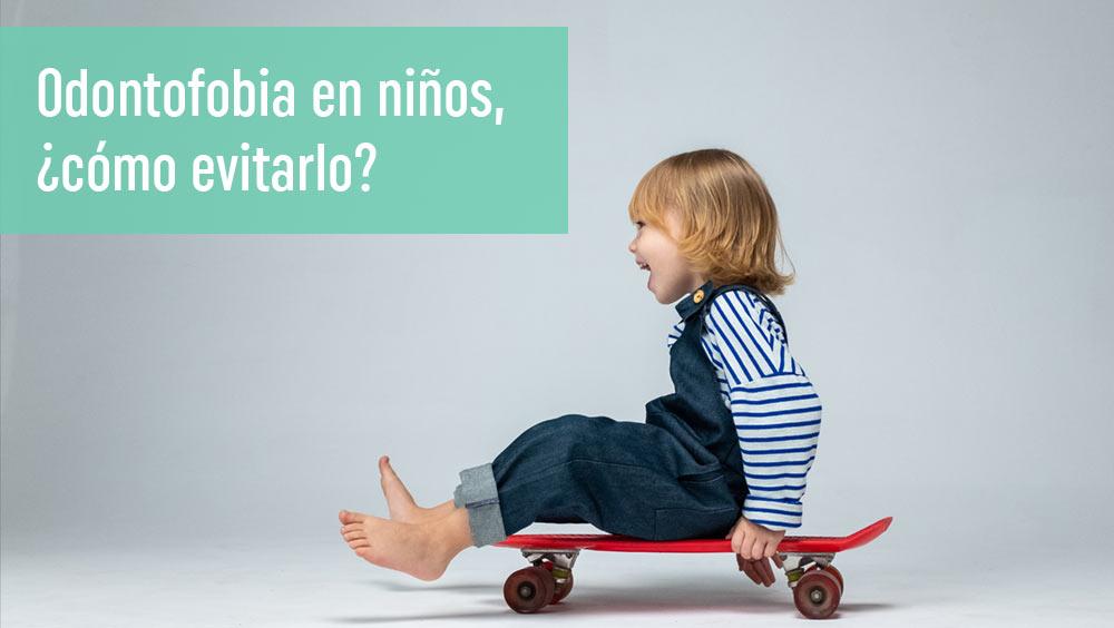 Odontofobia o miedo al dentista en niños. ¿Proviene de los padres?