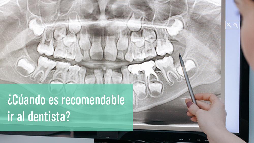 Revisión dental anual: ¿Cuándo es recomendable ir al dentista?